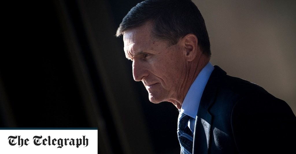Donald Trump 'plans to pardon former aide Michael Flynn'