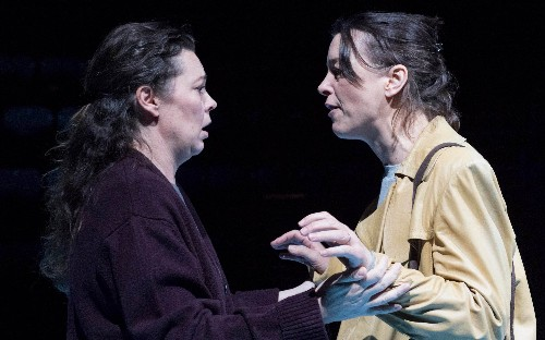 Olivia Colman is devastatingly good in Lucy Kirkwood's dazzling new play, Mosquitoes - Dorfman Theatre, National, review