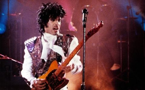 Prince Purple Rain tribute at Cannes is wrecked... by water