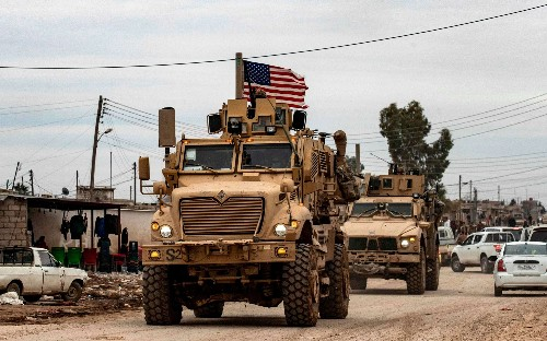 Isil back after US troop withdrawal, warn Kurds