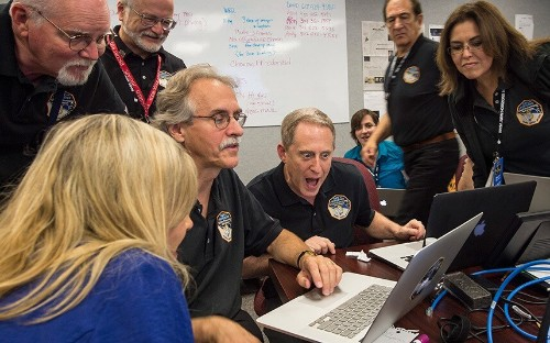 Pluto up close:  Nasa's New Horizons spacecraft's flyby, in pictures  - Telegraph