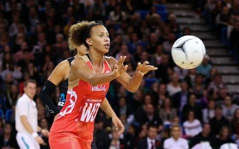 England Netball World Cup squad: Serena Guthrie named captain, seven other players from Commonwealth Games glory make cut