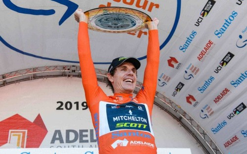 Tour Down Under 2019: stage six full results and final standings as Daryl Impey pips Richie Porte to victory
