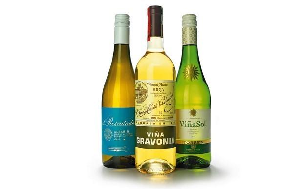 Wine tasting notes: the best Spanish whites