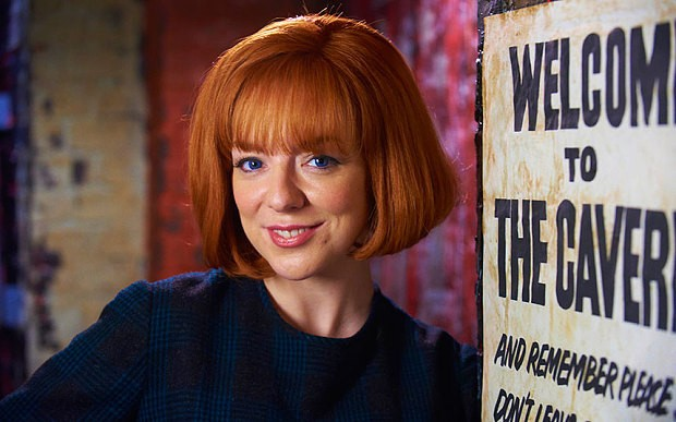 Why we're all mad for Sheridan Smith