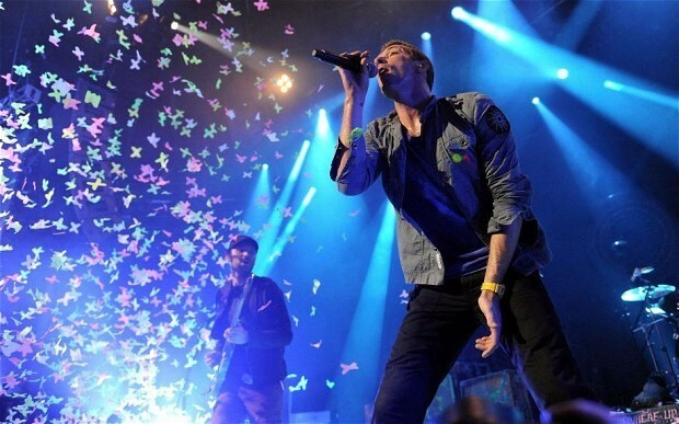 Coldplay: the discreet return of the biggest band in the world