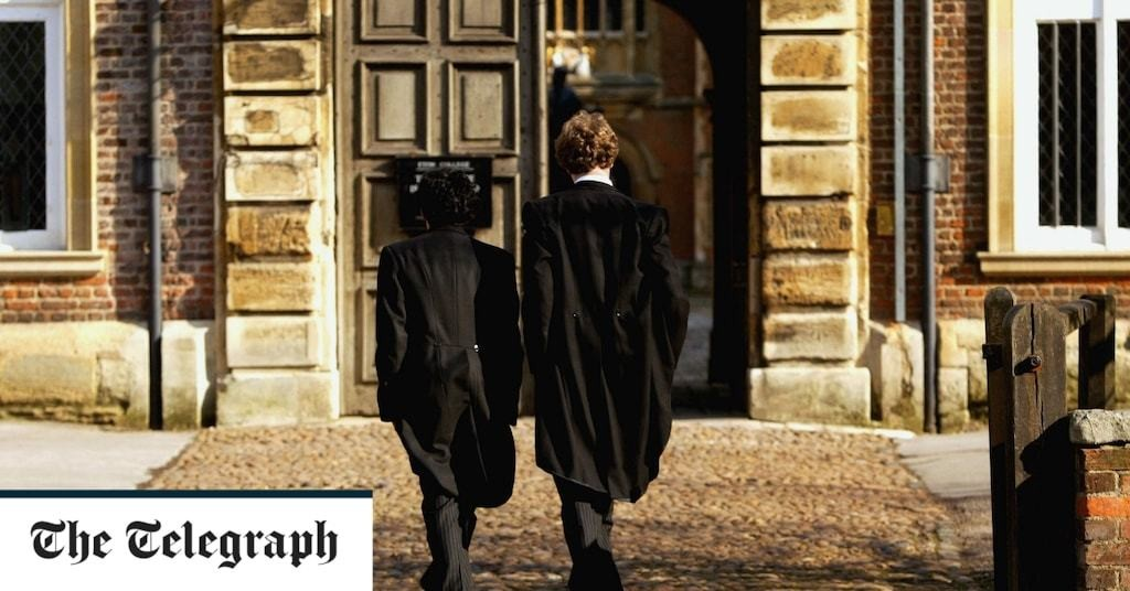 Eton College urged not to succumb to outside pressure over sacking of teacher