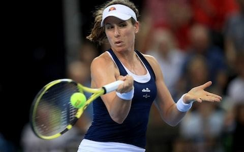Johanna Konta arrives at Roland Garros on a high - and has perfect chance to break French Open duck