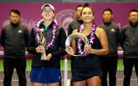 Heather Watson defeated in Tianjin Open but gains 40 places in world rankings after stellar performance