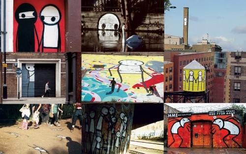 Stik: the stories behind my street art