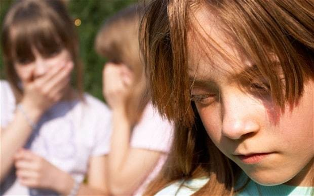 Children who watch most TV more likely to be bullied