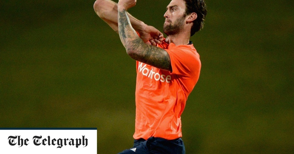 Reece Topley and David Willey return to England fold in 24-man ODI training squad