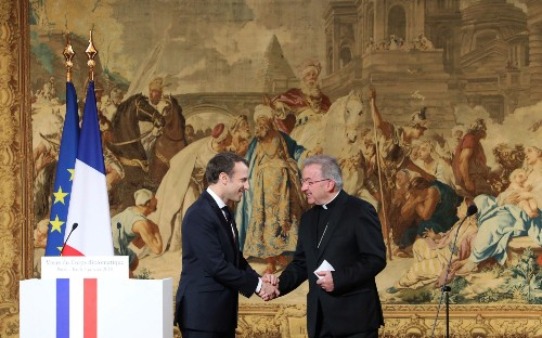 Pope's French ambassador under investigation for alleged sexual assault
