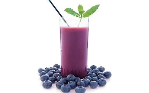 Juicing: Is blue actually healthier than green?