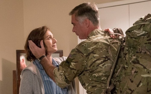 What 'Military Wives' gets right (and so wrong…) about being married to the Armed Forces