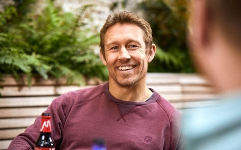 Jonny Wilkinson: how I'm staying fit at 40 – and finally learning to enjoy exercise