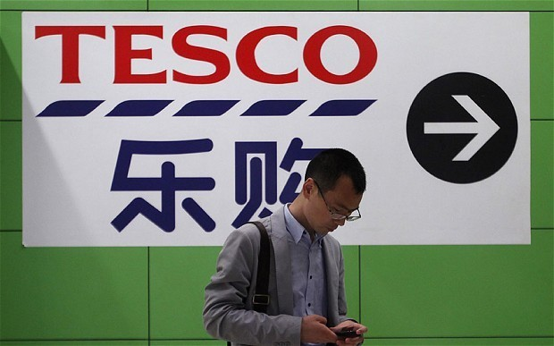 Tesco brand likely to disappear in China after merger deal