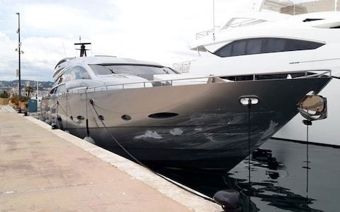 British man killed in luxury yacht crash at Cannes Film Festival