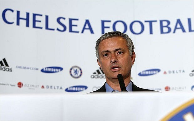 Jose Mourinho returns to Chelsea saying: 'I am now The Happy One'