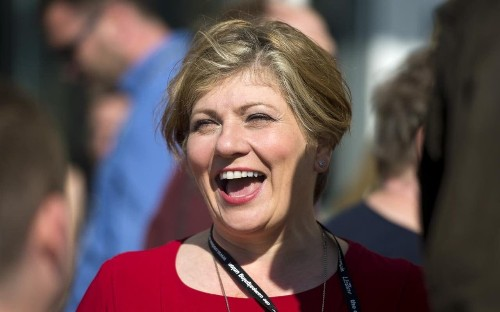 Emily Thornberry accuses Sky News presenter Dermot Murnaghan of 'sexism' after failing to name French foreign minister