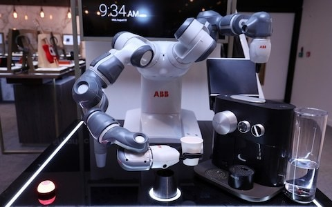 Robots set to wipe out or radically alter millions of jobs, OECD warns