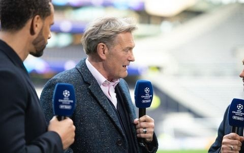 Glenn Hoddle had scary 'head rush' when Spurs scored winner against Ajax but says 'it was wonderful reason to get one'