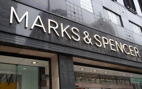 Profits and sales slide as M&S continues overhaul