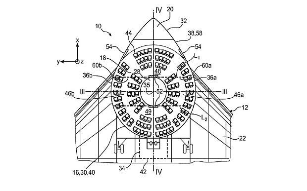 Airbus seeks patent for 'flying doughnut'
