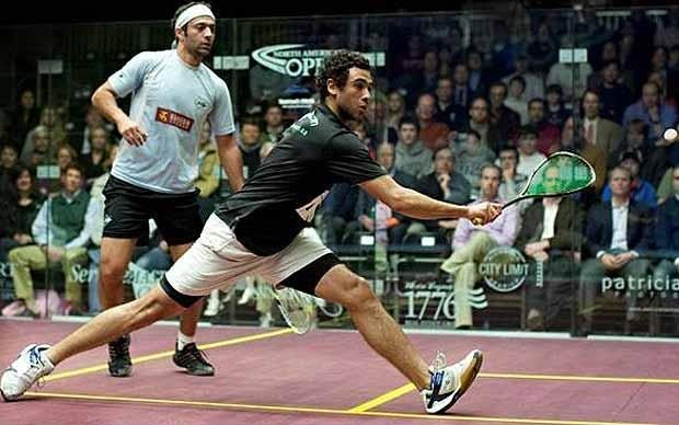 Meet the 'world's greatest racket sports player' who you've probably never heard of