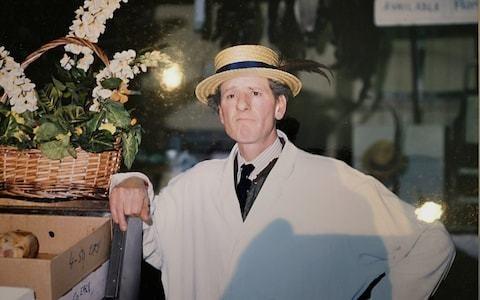 Captain 'Beachie' Blackett, celebrated fishmonger in Leadenhall Market and Scottish landowner who represented a last vestige of the old City – obituary