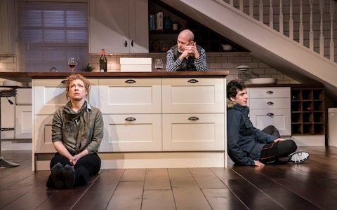 Admissions, Trafalgar Studios, review: an astute but improvable skewering of liberal hypocrisy