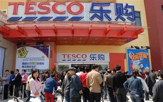 Tesco among China supermarkets 'to sell fake mutton'