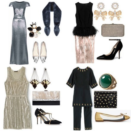 Christmas party wear to suit all shapes - Fashion Galleries - Telegraph