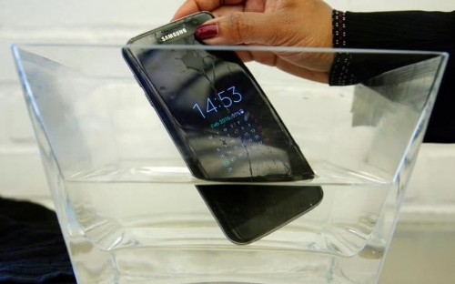 'Water-resistant' Samsung Galaxy S7 Active fails water resistance test