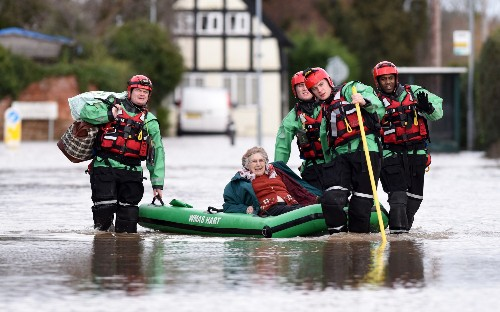 Climate change means homeowners should no longer expect protection from floods, government to announce