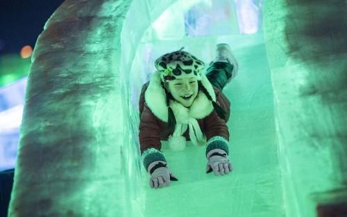 Harbin International Ice and Snow Festival 2015