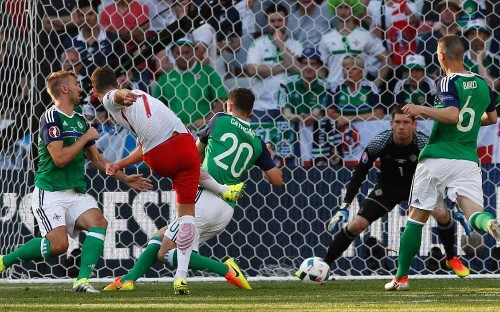 Euro 2016 is a reward for Northern Ireland who have grown despite defeat to Poland