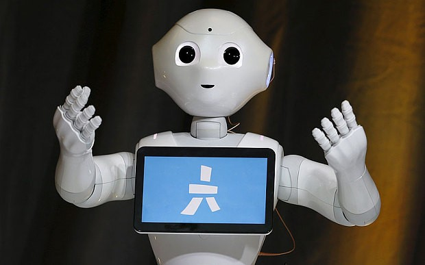 'Human' robot Pepper proves popular again and sells out in less than a minute in Japan
