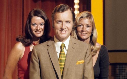 Nicholas Parsons, BBC Radio 4 host, dies aged 96