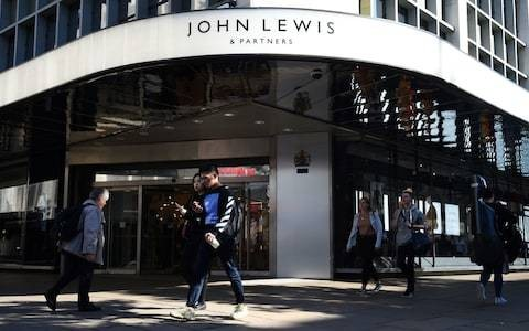 Can John Lewis struggle through the retail storm battering the UK high street?