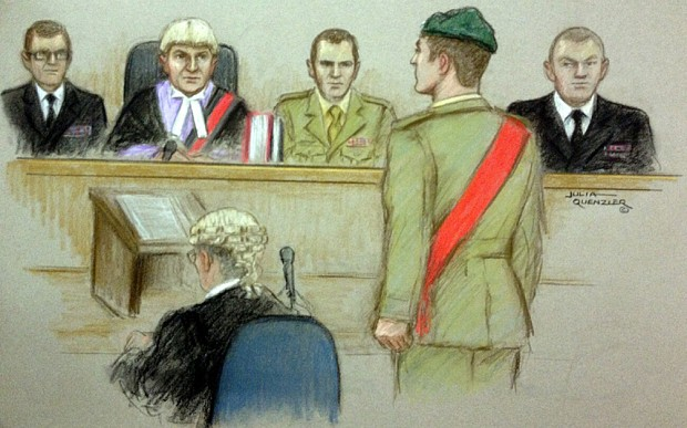 Sgt Al Blackman 'hung out to dry' by politicians says wife