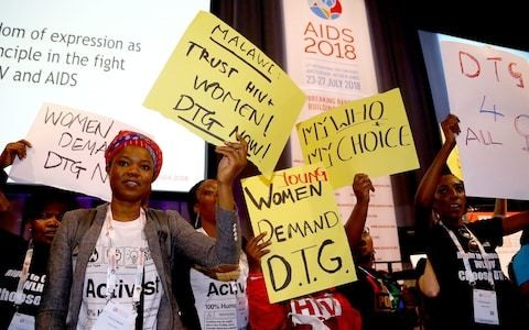 Groundbreaking HIV drug safe to use in women of reproductive age