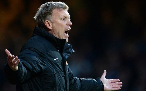 How Manchester United fell out of love with David Moyes