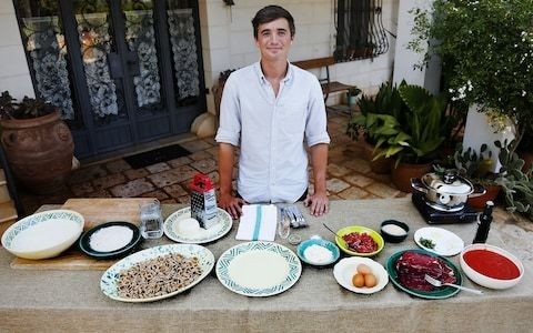 Meet the food blogger with Jamie and Nigella as fans