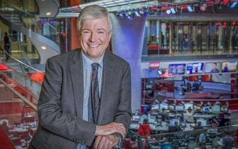 Lord Hall quits as BBC's director-general after ministers threatened to appoint a Tory as next chairman