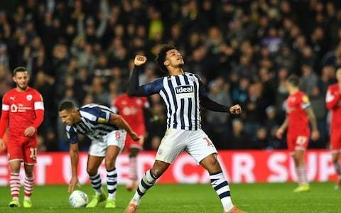 Matheus Pereira equaliser against Burnley spares West Brom from first home loss since February