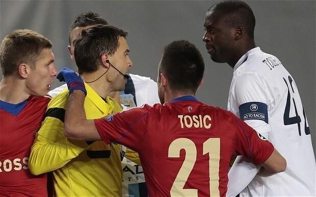 Manchester City midfielder Yaya Touré: I am not deaf