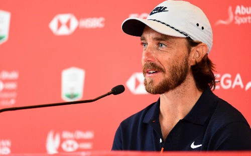 Tommy Fleetwood hopes to strike Major inspiration for this season in the Abu Dhabi Championship