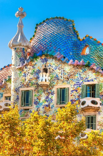 Move over, Gaudí: meet Barcelona's amazing forgotten architect