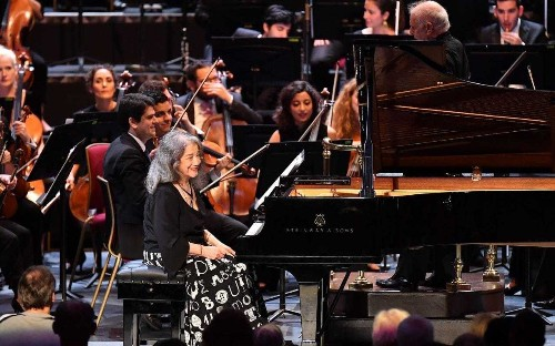 Martha Argerich dazzles with Daniel Barenboim at the Proms, plus the rest of August's best classical concerts reviewed